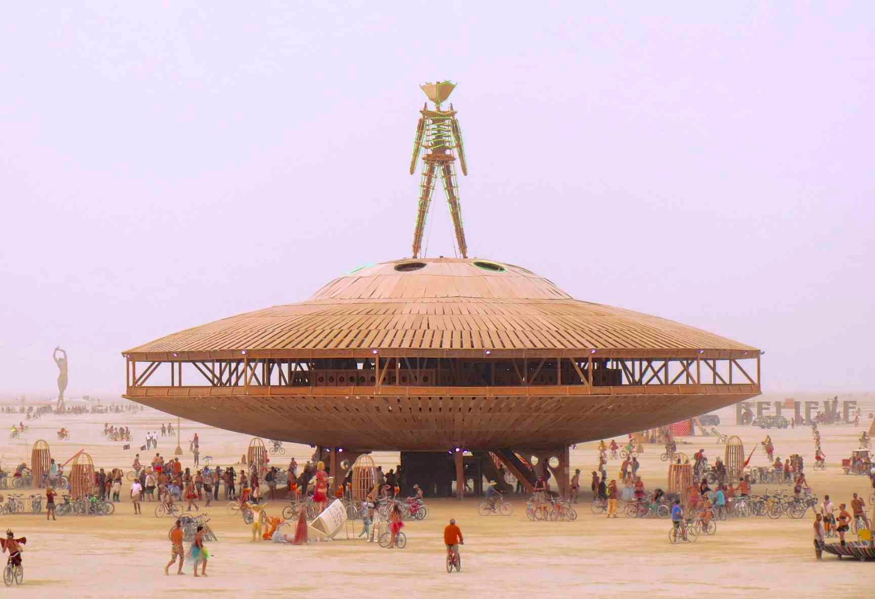 Burning Man Is Getting Its First Virtual Reality Tent