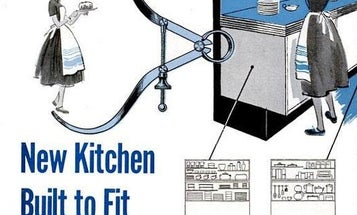 Archive Gallery: Kitchens of Tomorrow, 1950's Edition