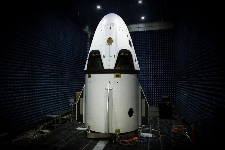 SpaceX Will Test Emergency Crew Escape Plan Tomorrow