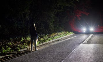 Smart Headlights Can Remember Roads They've Seen