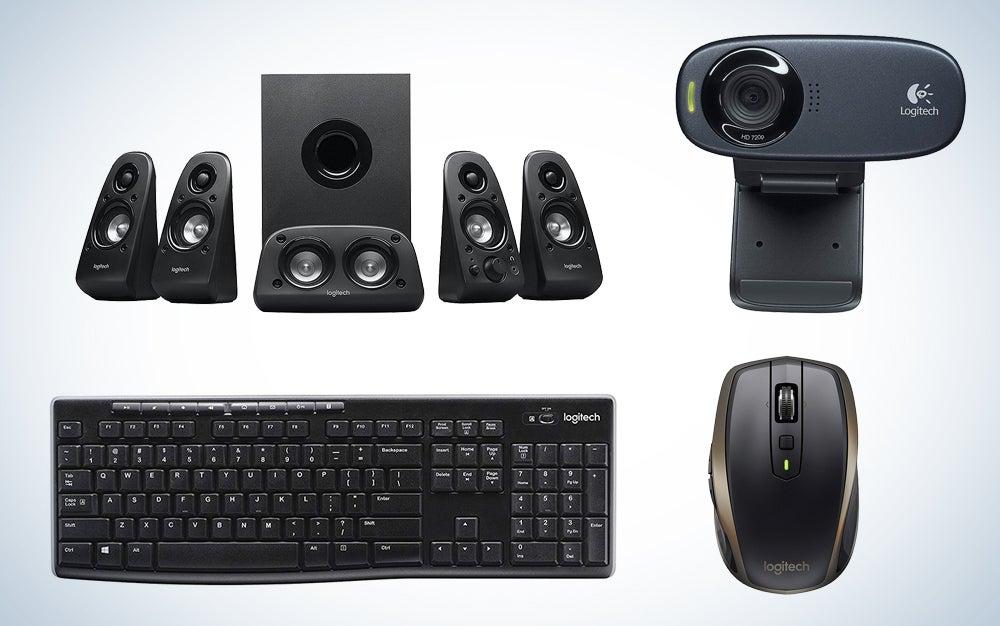 Logitech PC accessories