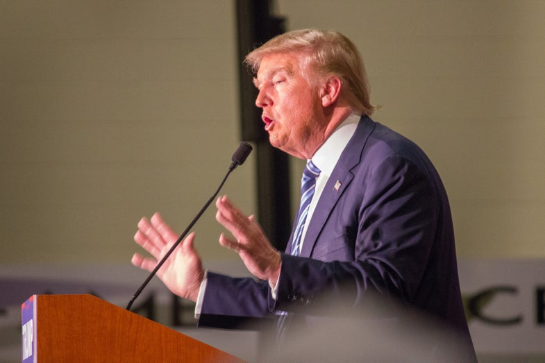 How Would A Trump Presidency Impact Science?