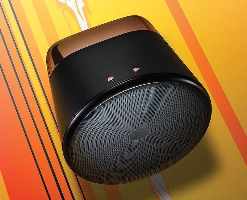 A Speaker That Doubles As A DJ