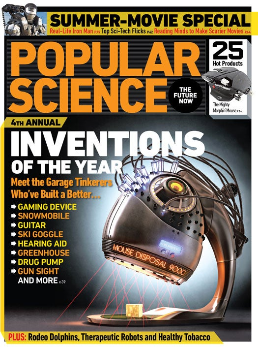 June 2010: Inventions of the Year