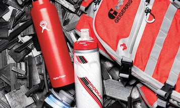 Five ways to upgrade your old water bottle