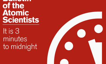 Scientists Adjust Doomsday Clock Over Nuclear Threats And Climate Change
