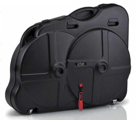 AeroTech Evolution Protective Bike Case Lets You Fly With Two Wheels