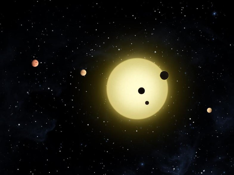Kepler's Ongoing Exoplanet Findings Show Bizarre Solar Systems And Peculiar Planets