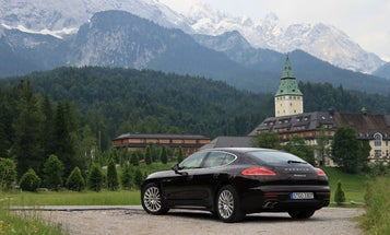 Test Drive: The 2014 Porsche Panamera S E-Hybrid