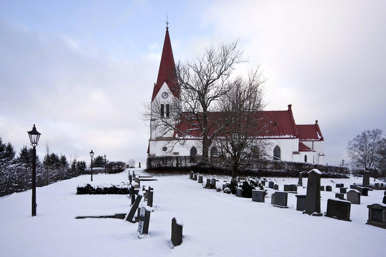 Swedish church