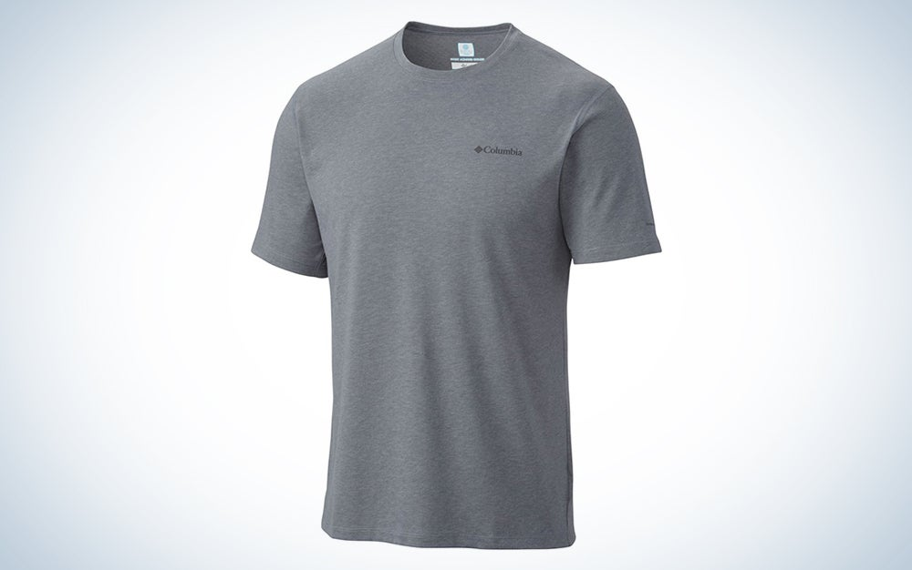 Columbia Mens Silver Ridge Zero Short Sleeve Shirt