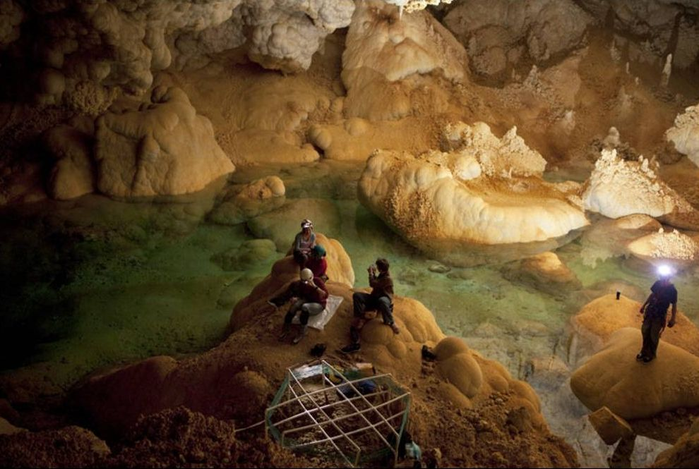 Teen Inventor's Cave Radio Could Save Lives Deep Underground