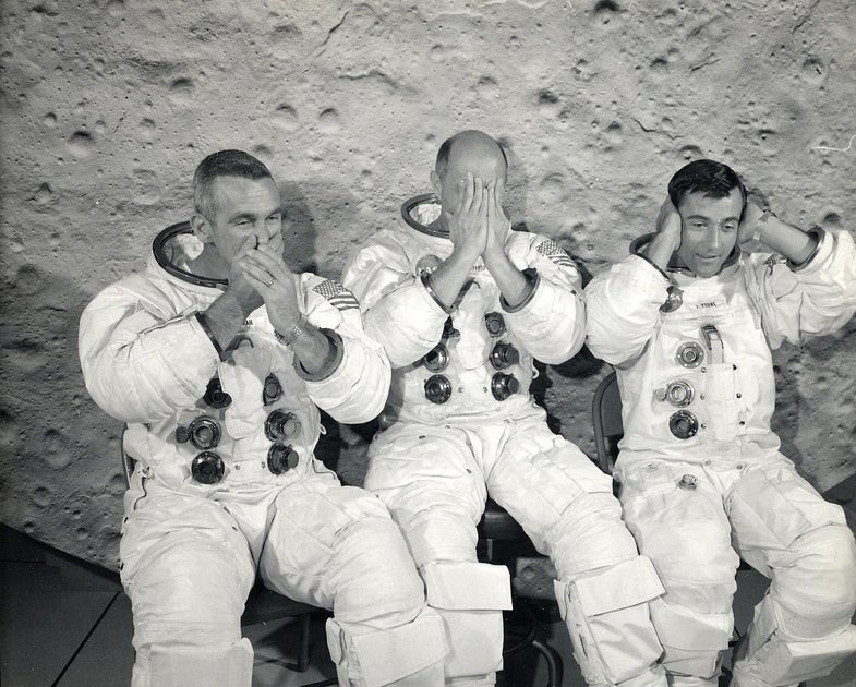 Want to Relive the Excitement of Apollo 10?