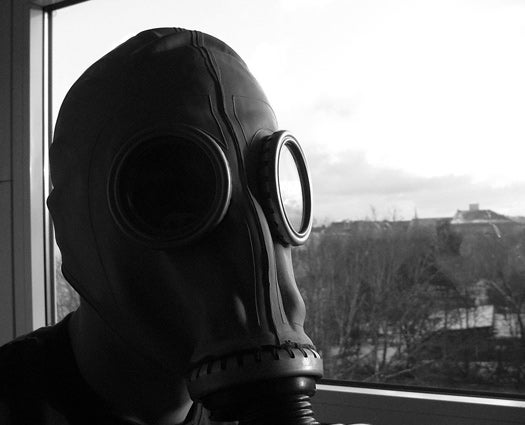 DARPA Wants To Detect Chemical Attacks By First Mapping Every City's Normal Scent