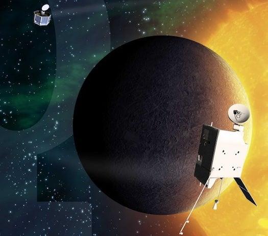 BepiColombo Arriving at Mercury