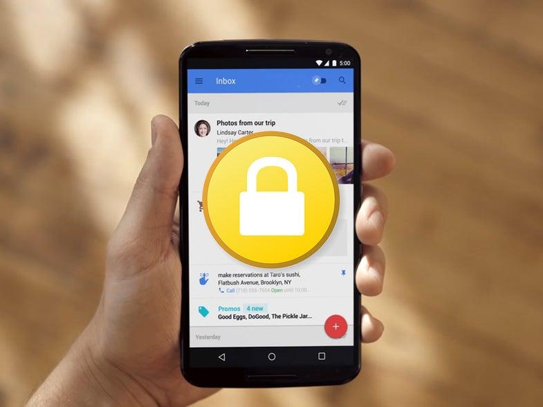 Inbox security