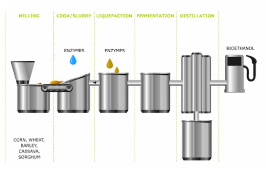 Breakthrough Danish Enzymes to Lower Biofuel Price Point To Petroleum Levels