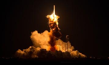 Orbital Sciences Is Replacing The Soviet-Era Engine Suspected In Its Rocket Explosion