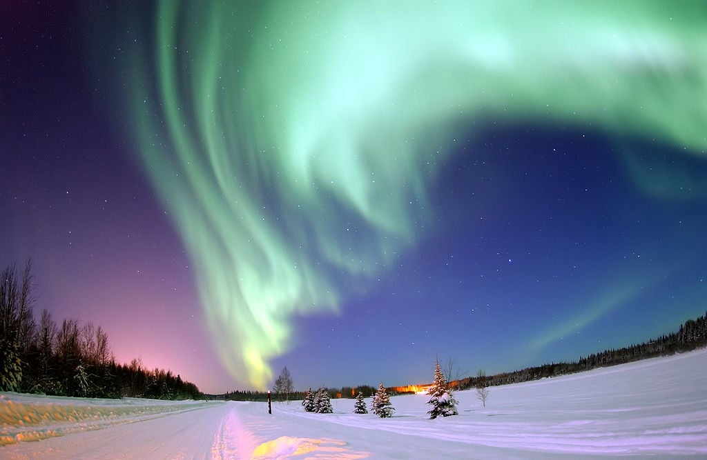 Was There An Aurora Near You?