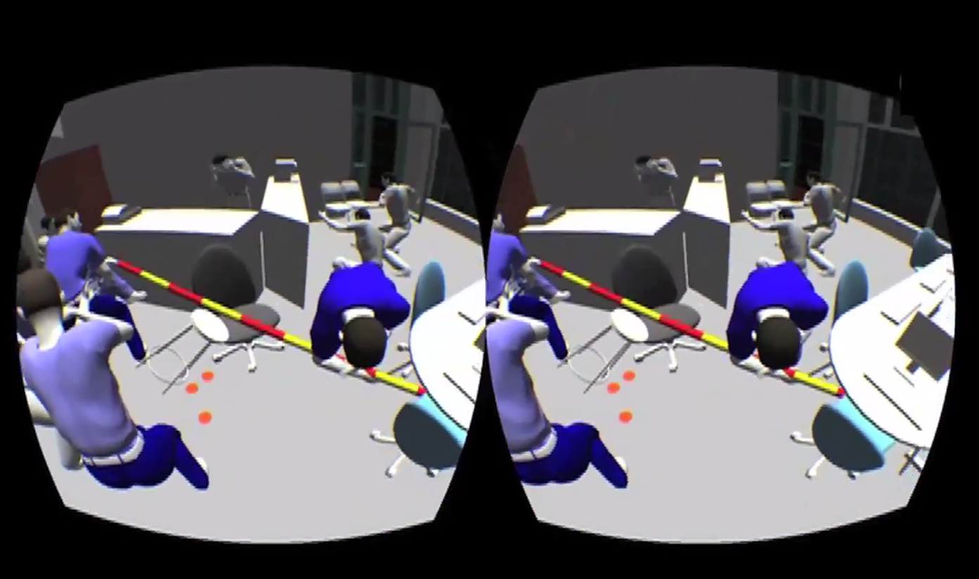 Scientists Want To Take Virtual Reality To Court
