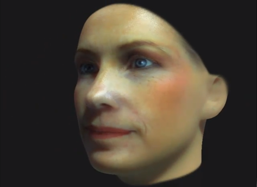 Video: Makeup Software Uses 3-D Imaging to Automatically Design Your Look