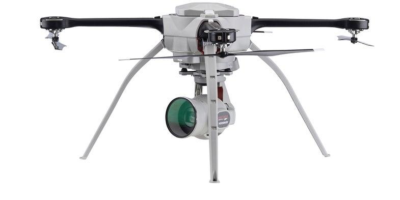 Aeryon Skyranger Quadcopter