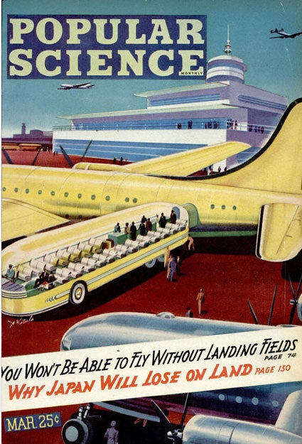 Archive Gallery: Yesteryear's Airports of the Future