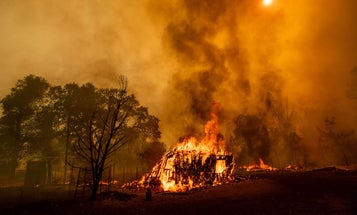 The Mendocino Complex is California's largest fire on record—for now