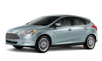 Ford Reveals the Electric Focus