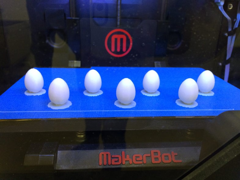 Realistic 3D-Printed Eggs Prank Birds For Science