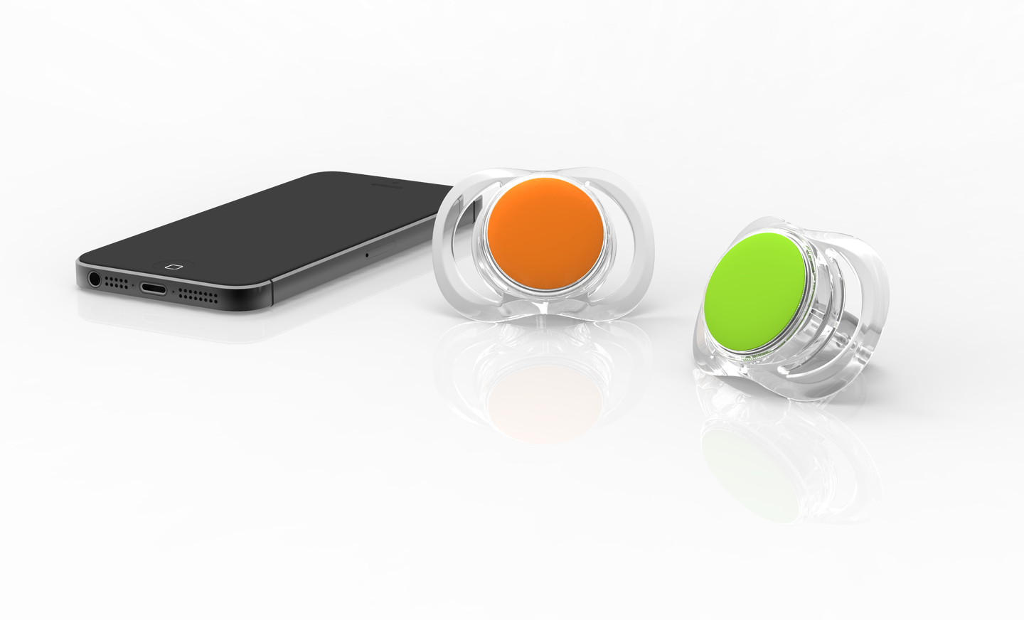 CES 2015: A Smart Pacifier For Peace Of Mind