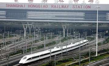 Beijing-Shanghai High Speed Rail Link Opens to the Public This Week