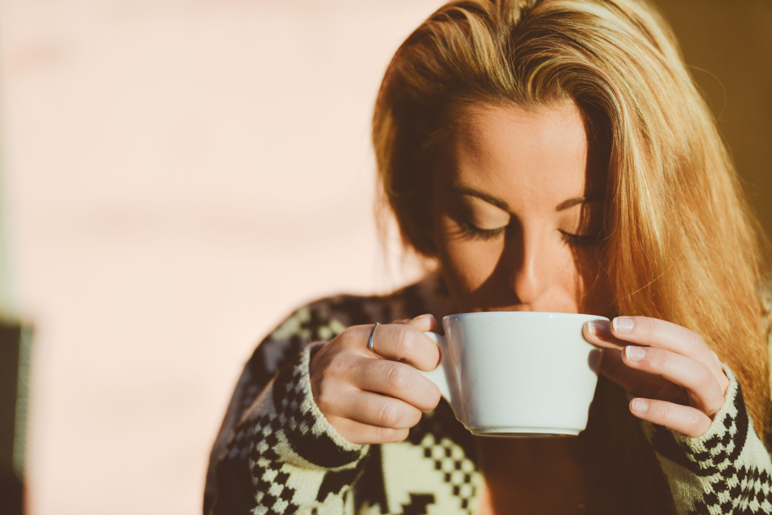 Yes, coffee drinkers seem to live longer. But don't get too excited.