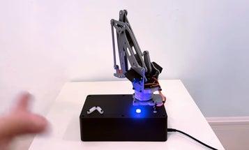 Engineer Who Hasn't Seen 'Terminator' Makes Robot Programmed To Hurt Humans