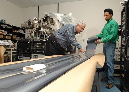 To Power Future Battles, DARPA Wants Combat-Tough Solar Cells