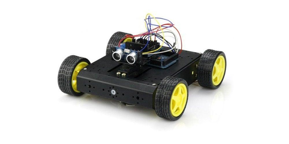 SainSmart 4WD Robot Car