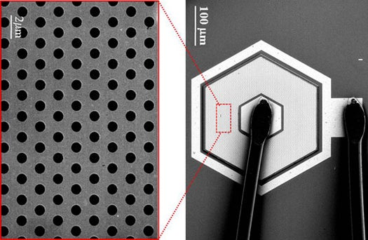 Nanoscale Infrared Detector Breakthrough Could Boost Satellite Imaging Power By 20 Times