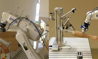 Slovenian Robot Punches Humans in the Arm, to Test Pain Thresholds (Supposedly)