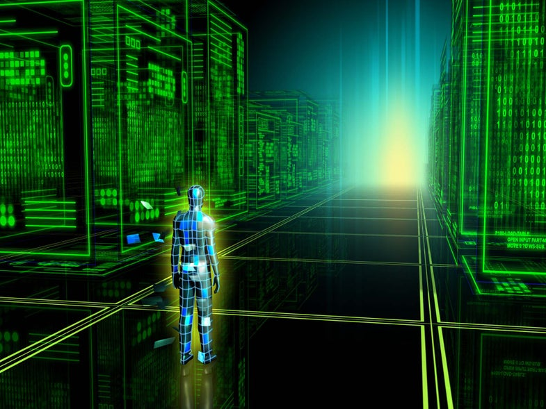 Good news! We're probably not living in a computer simulation.