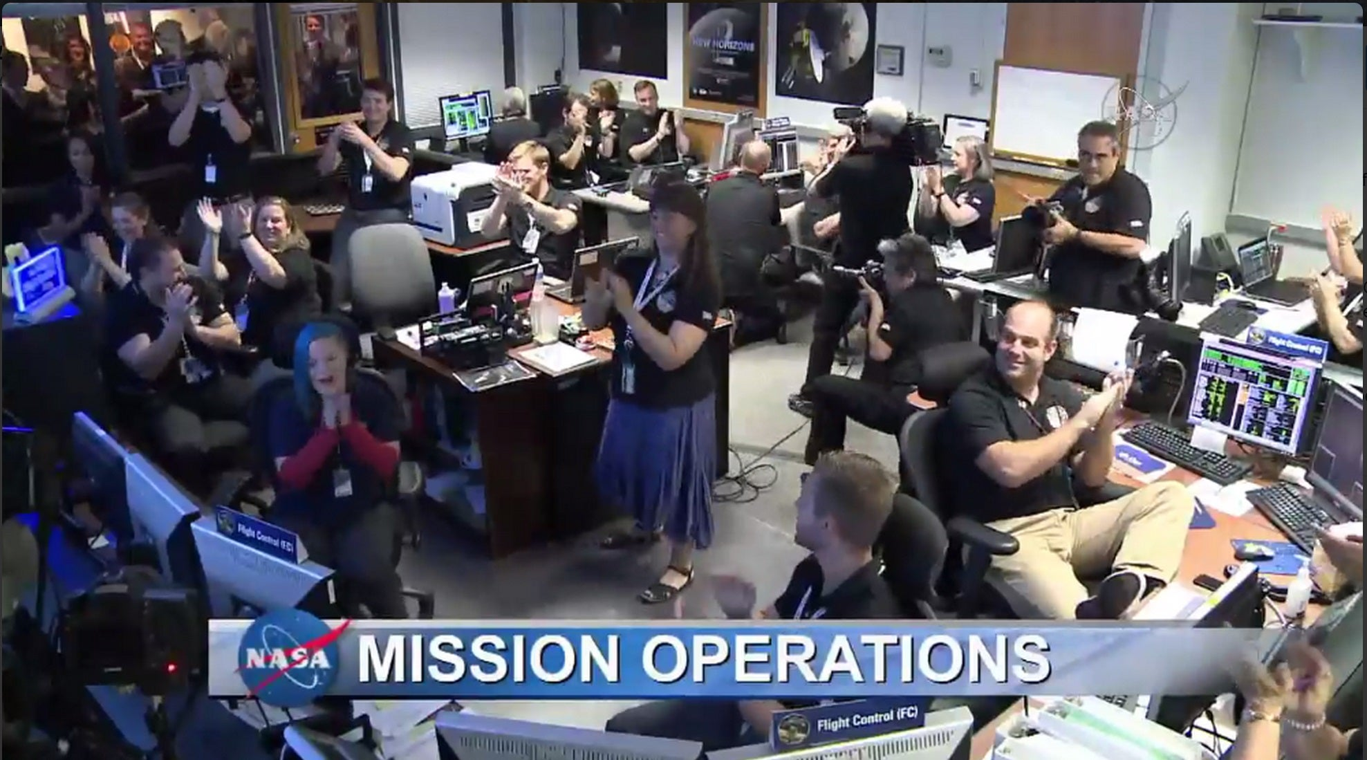 It's Official: New Horizons Made It To Pluto And Beyond