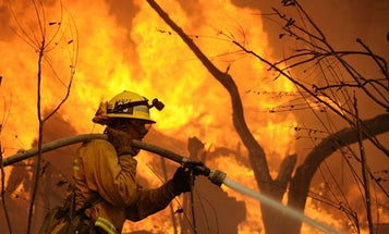 Next-Gen Firefighting Technology Arrives Just in Time to Combat Wildfires