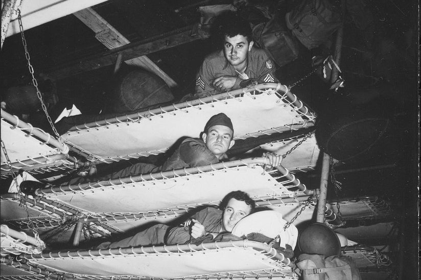 What World War II Soldiers' Dreams Were Made Of