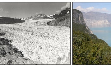 Data From Satellites Confirm: Glaciers Are Retreating