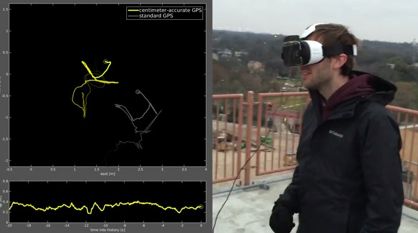 New GPS Means Hyper Accurate Virtual Reality