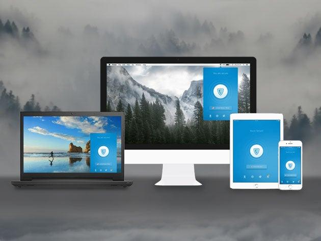 Get lifetime online protection with ZenMate Premium VPN