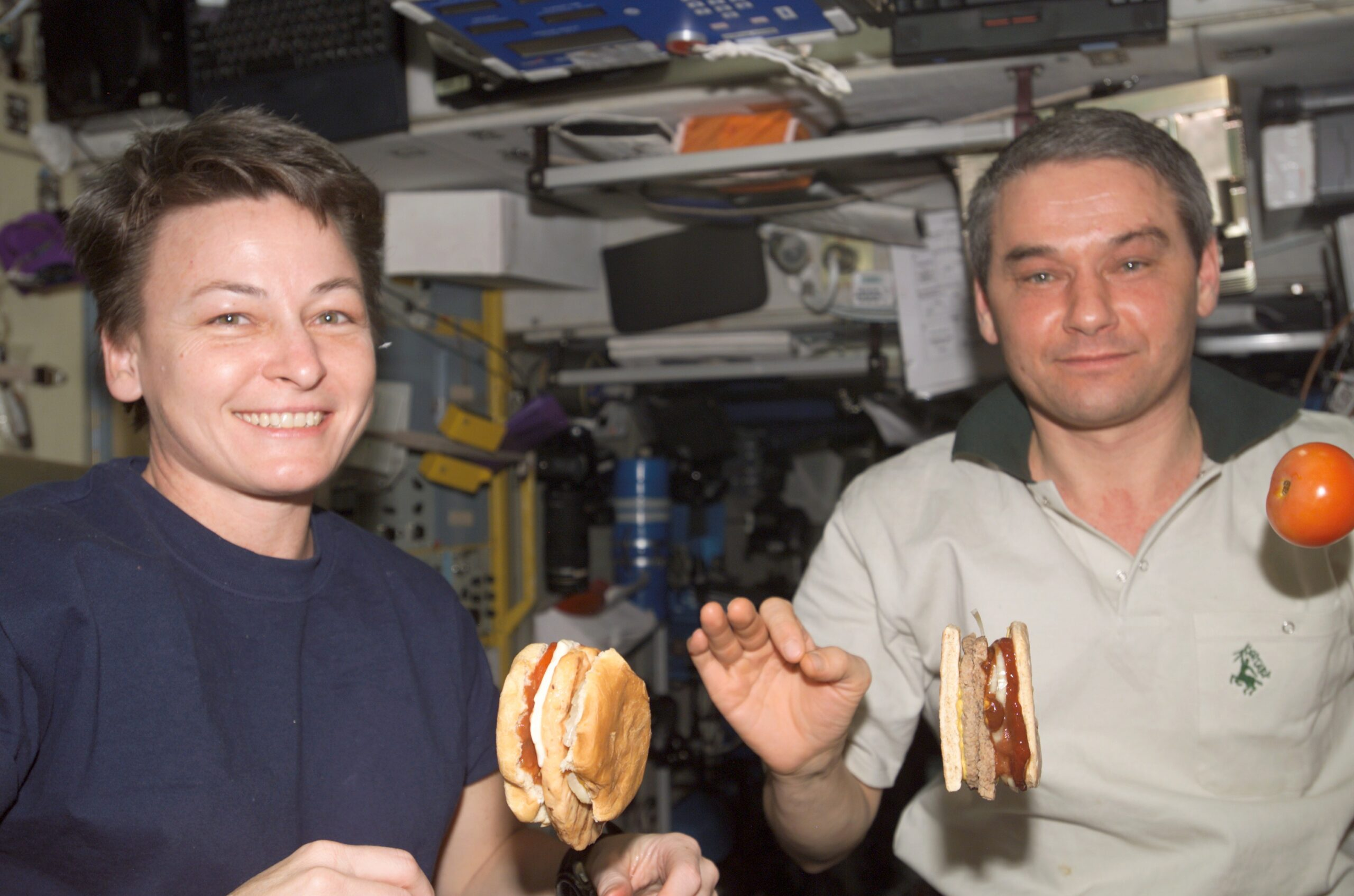 Mars Needs Colonists Who Eat Meat And Sleep Late