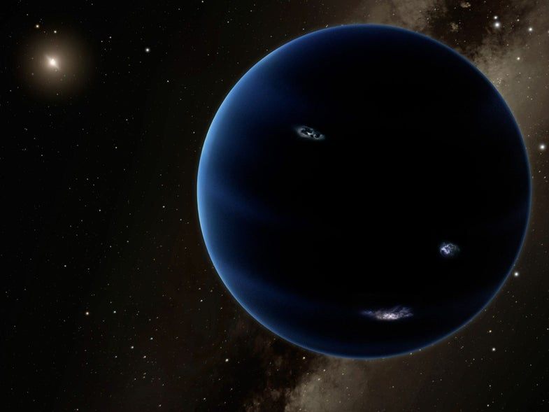 Our Solar System Has A Ninth Planet
