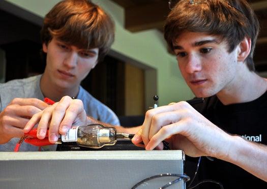 High School Inventors 2011