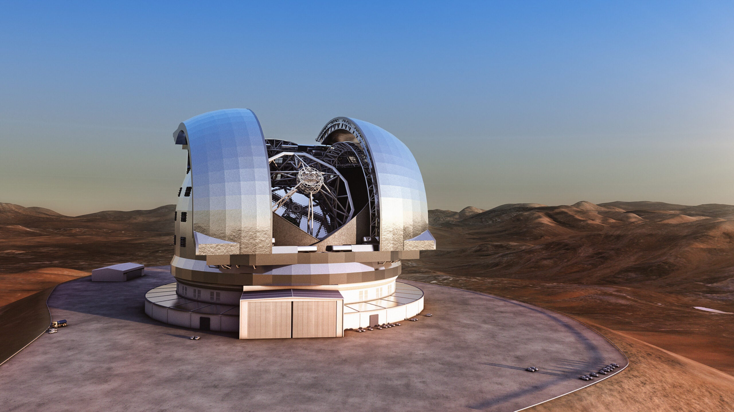 These Next-Gen Telescopes Will Peer Into The Deep History Of The Universe