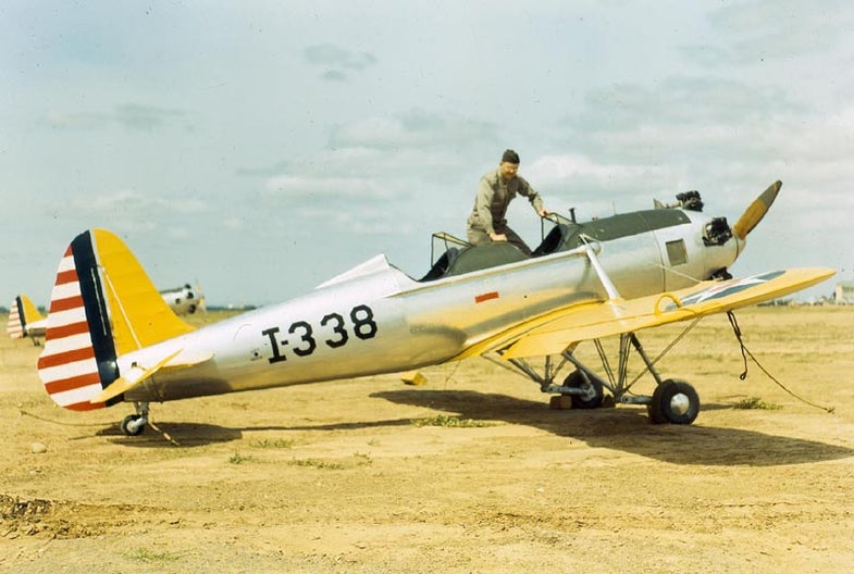 This Is The Vintage Plane Harrison Ford Crashed